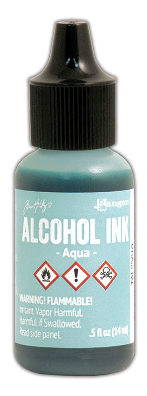 Tim Holtz® Alcohol Ink - Aqua