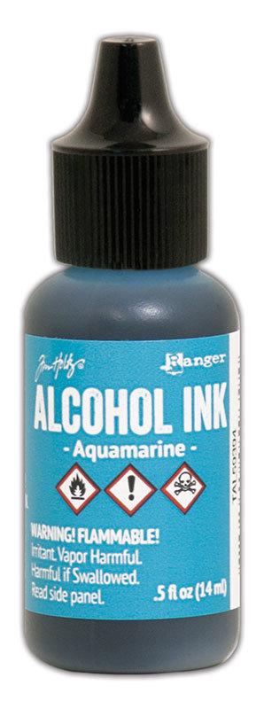 Tim Holtz® Alcohol Ink - Aquamarine