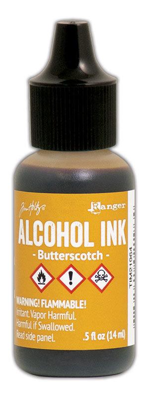 Tim Holtz® Alcohol Ink - Butterscotch