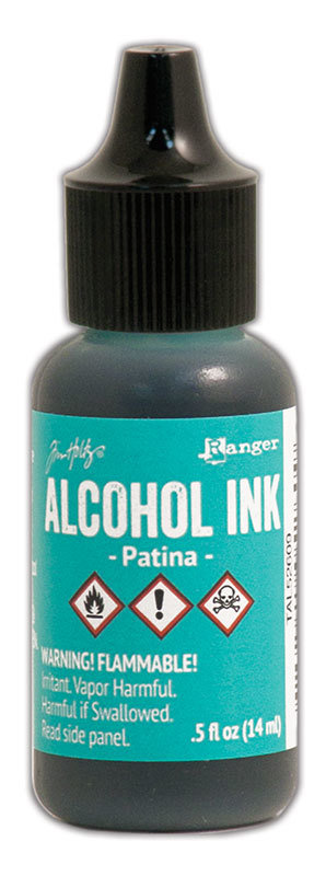 Tim Holtz® Alcohol Ink - Patina