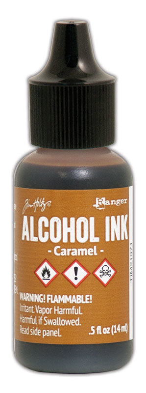 Tim Holtz® Alcohol Ink - Caramel