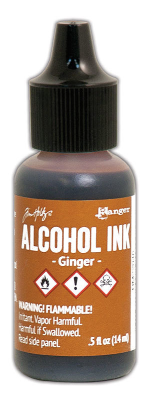 Tim Holtz® Alcohol Ink - Ginger