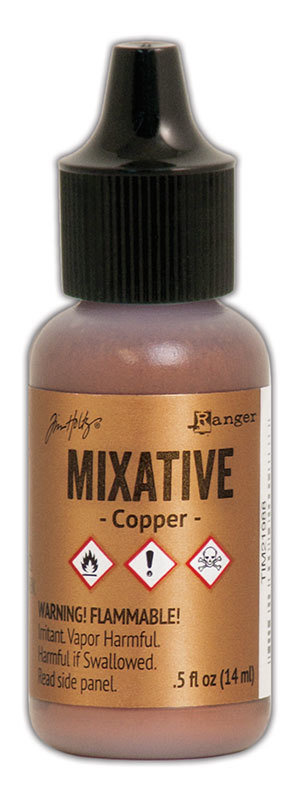 Tim Holtz® Alcohol Ink - Copper Mixative