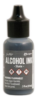 Tim Holtz® Alcohol Ink - Slate