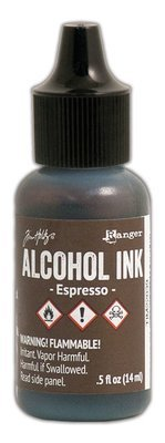Tim Holtz® Alcohol Ink - Espresso
