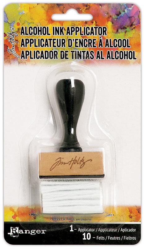 Tim Holtz® Alcohol Ink Applicator - Rectangle Tool