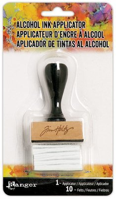 Tim Holtz® Alcohol Ink Applicator - Rectangle Tool