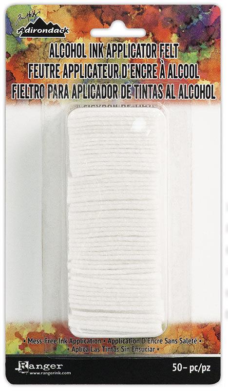 Tim Holtz® Alcohol Ink Applicator - Rectangle Replacement Felt