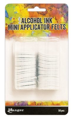 Tim Holtz® Alcohol Ink Applicator - Mini Circle Replacement Felt