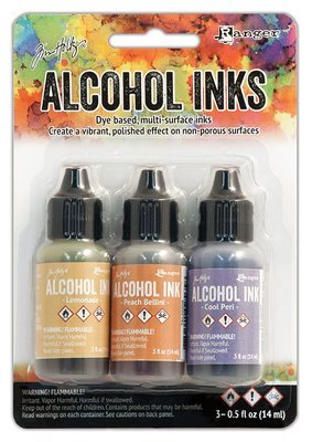 Tim Holtz® Alcohol Ink - Wildflowers Kit