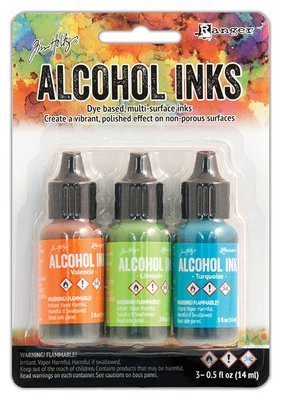 Tim Holtz® Alcohol Ink - Spring Break Kit