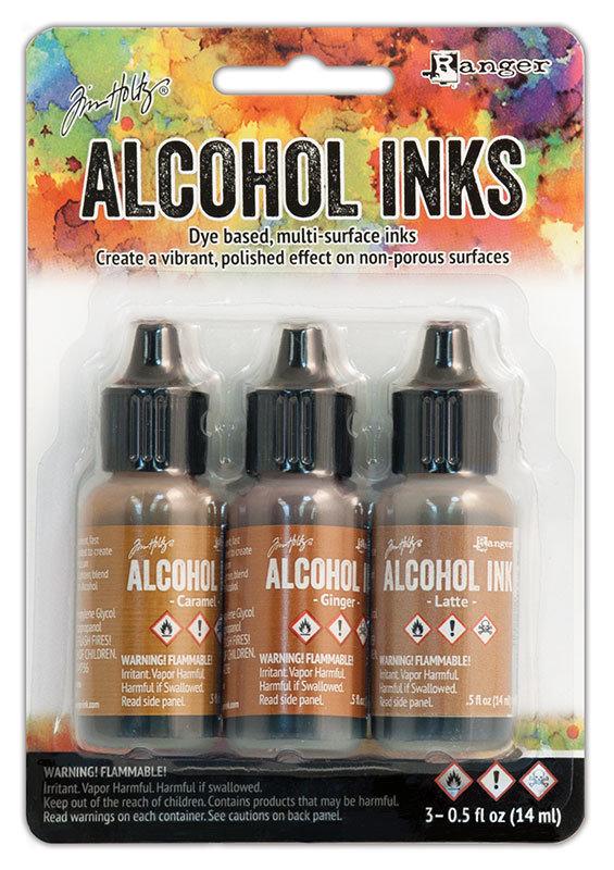 Tim Holtz® Alcohol Ink - Cabin Cupboard Kit