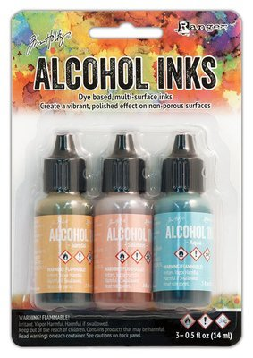 Tim Holtz® Alcohol Ink - Lakeshore Kit