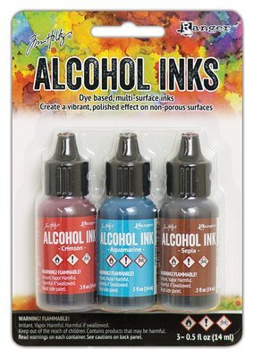 Tim Holtz® Alcohol Ink - Rodeo Kit