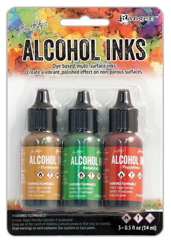 Tim Holtz® Alcohol Ink - Conservatory Kit