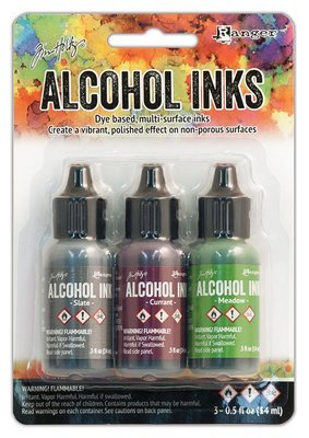 Tim Holtz® Alcohol Ink - Cottage Path Kit