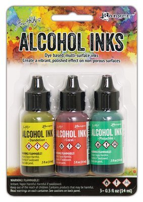 Tim Holtz® Alcohol Ink - Key West Kit