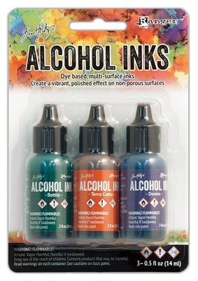 Tim Holtz® Alcohol Ink - Rustic Lodge Kit