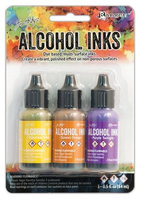 Tim Holtz® Alcohol Ink - Summit View Kit