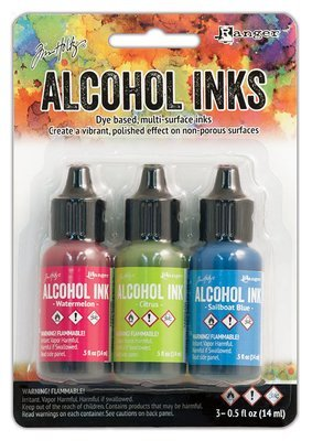 Tim Holtz® Alcohol Ink - Dockside Picnic Kit