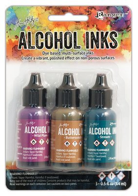 Tim Holtz® Alcohol Ink - Nature Walk Kit