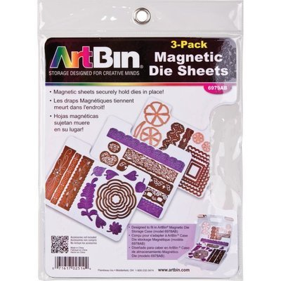 ArtBin Magnetic Sheets 3 pack