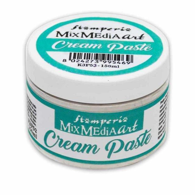 Stamperia Mix Media Art Cream Paste - 150ml