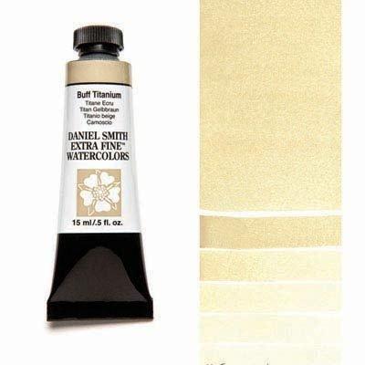 Buff Titanium 15ml Tube – DANIEL SMITH Extra Fine Watercolour