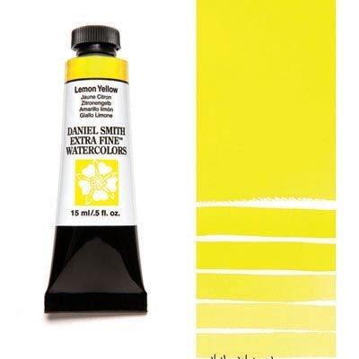 Lemon Yellow 15ml Tube – DANIEL SMITH Extra Fine Watercolour