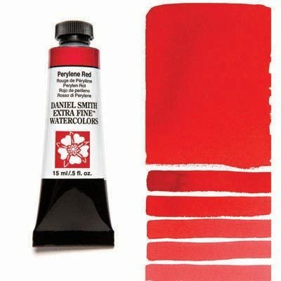 Perylene Red 15ml Tube – DANIEL SMITH Extra Fine Watercolour