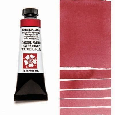 Anthraquinoid Red 15ml Tube – DANIEL SMITH Extra Fine Watercolour
