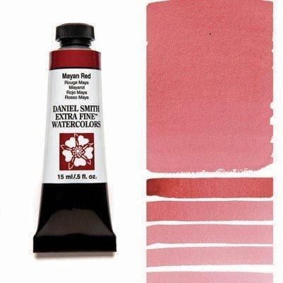 Mayan Red 15ml Tube – DANIEL SMITH Extra Fine Watercolour