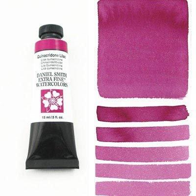Quinacridone Lilac 15ml Tube – DANIEL SMITH Extra Fine Watercolour
