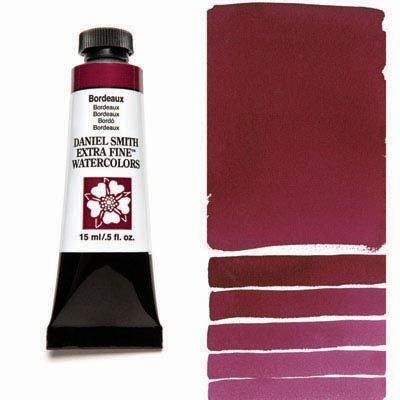 Bordeaux 15ml Tube – DANIEL SMITH Extra Fine Watercolour