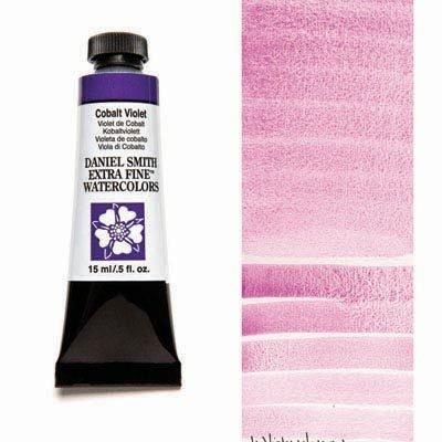 Cobalt Violet 15ml Tube – DANIEL SMITH Extra Fine Watercolour