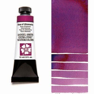 Rose of Ultramarine 15ml Tube – DANIEL SMITH Extra Fine Watercolour