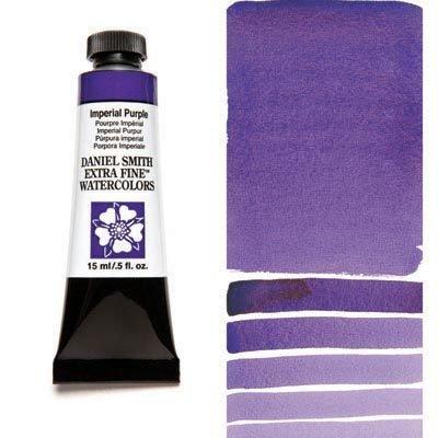 Imperial Purple 15ml Tube – DANIEL SMITH Extra Fine Watercolour
