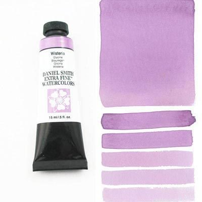 Wisteria 15ml Tube – DANIEL SMITH Extra Fine Watercolour