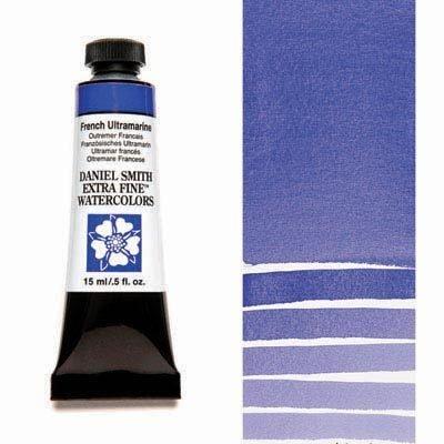 French Ultramarine 15ml Tube – DANIEL SMITH Extra Fine Watercolour
