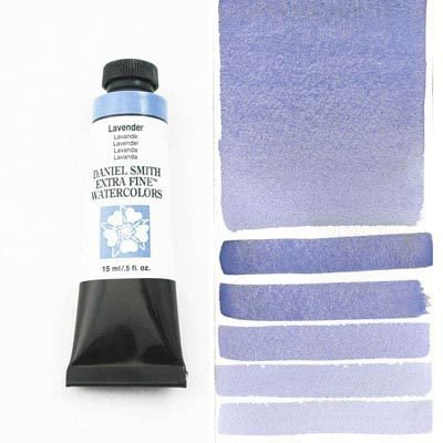 Lavender 15ml Tube – DANIEL SMITH Extra Fine Watercolour