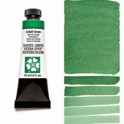 Cobalt Green 15ml Tube – DANIEL SMITH Extra Fine Watercolour