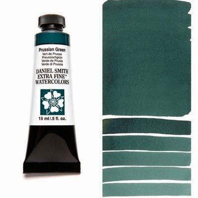 Prussian Green 15ml Tube – DANIEL SMITH Extra Fine Watercolour