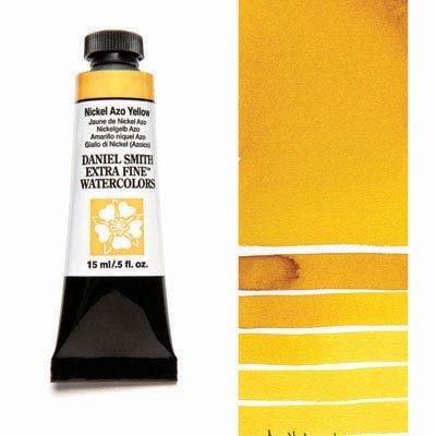 Nickel Azo Yellow 15ml Tube – DANIEL SMITH Extra Fine Watercolour