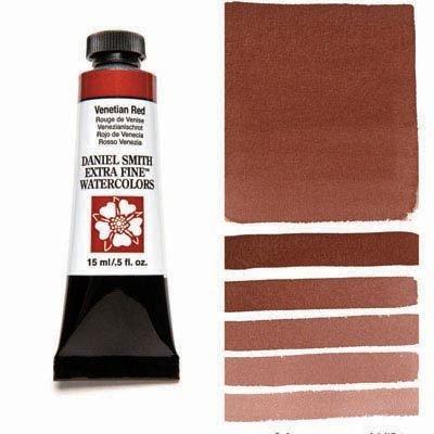 Venetian Red 15ml Tube – DANIEL SMITH Extra Fine Watercolour