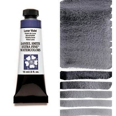Lunar Violet 15ml Tube – DANIEL SMITH Extra Fine Watercolour