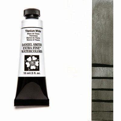 Titanium White 15ml Tube – DANIEL SMITH Extra Fine Watercolour