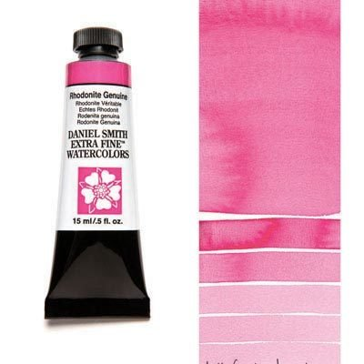 Rhodonite Genuine 15ml Tube – DANIEL SMITH Extra Fine Watercolour
