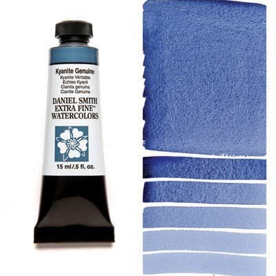 Kyanite Genuine 15ml Tube – DANIEL SMITH Extra Fine Watercolour