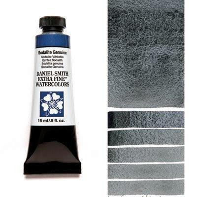 Sodalite Genuine 15ml Tube – DANIEL SMITH Extra Fine Watercolour