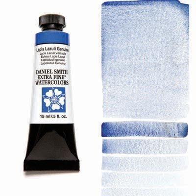 Lapis Lazuli 15ml Tube – DANIEL SMITH Extra Fine Watercolour